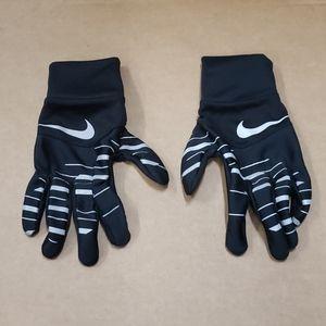 Nike Dri-Fit Flash Gloves Black/Grey Mens Sz Large